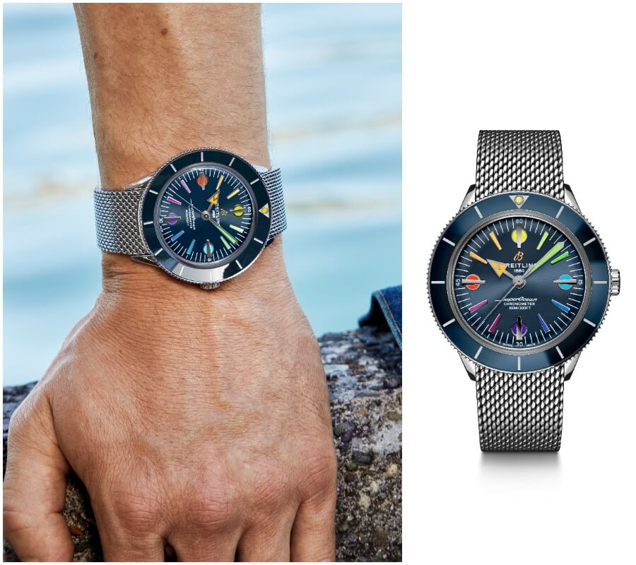 Breitling Superocean Heritage '57 Limited Edition II Cost