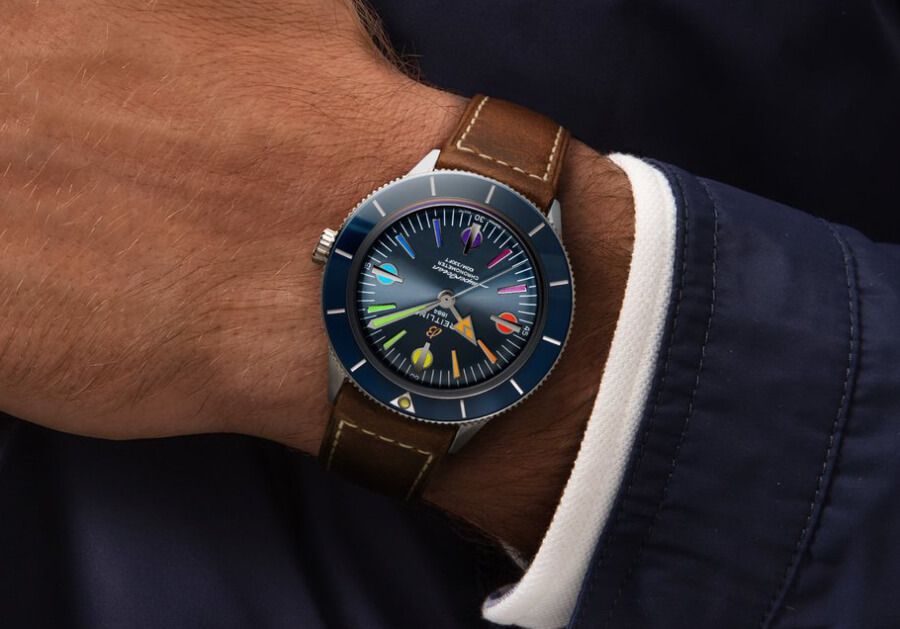 Breitling Superocean Heritage '57 Limited Edition II Review