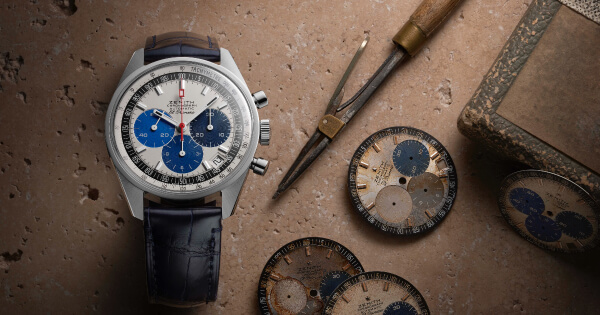 The New Zenith Chronomaster Revival Manufacture Edition (Price, Pictures and Specifications)
