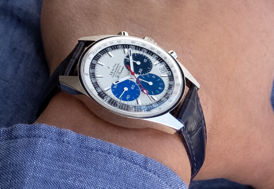 Zenith Chronomaster Revival Manufacture Edition Watch Review