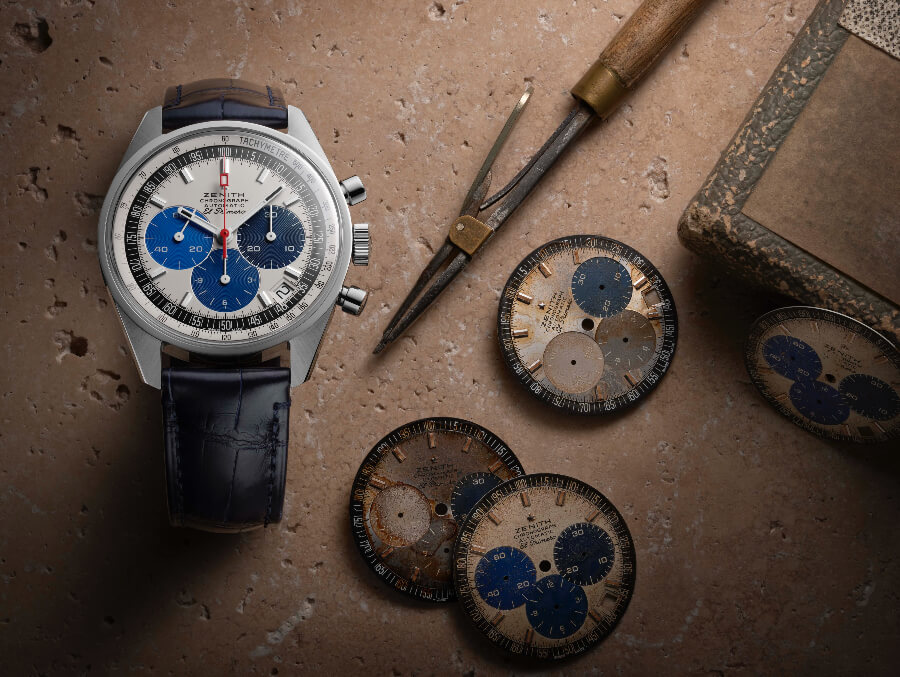 The New Zenith Chronomaster Revival Manufacture Edition