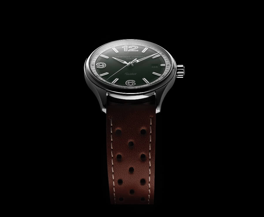 The New Frederique Constant Vintage Rally Healey Automatic