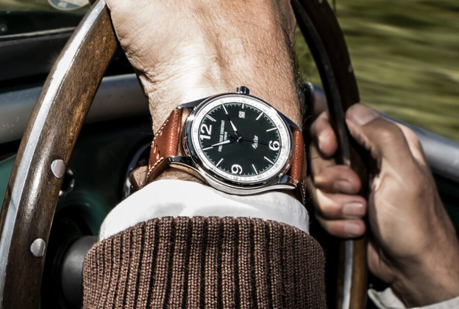 Frederique Constant Vintage Rally Healey Automatic Watch Review