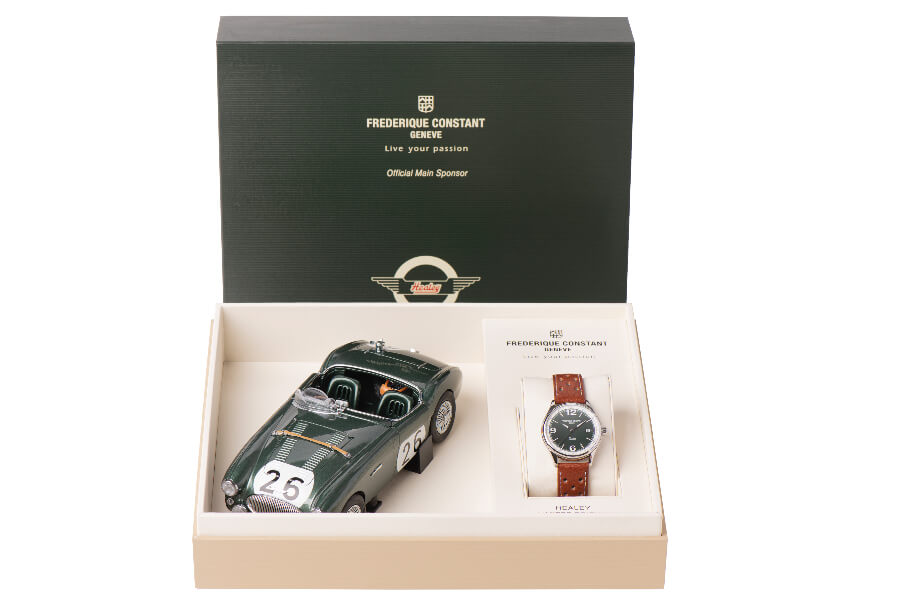 Frederique Constant Vintage Rally Healey Automatic Gift Box for sale
