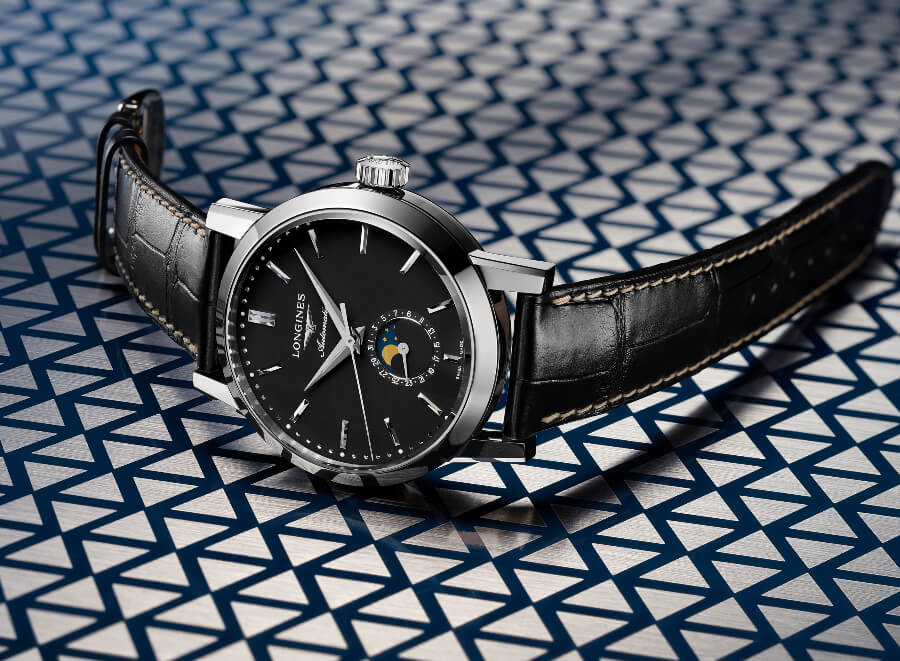 Longines 1832 Black Dial L4.826.4.52.0 Watch Review