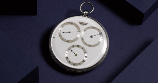 An 1816 Breguet Tourbillon Watch Made For Sir Thomas Brisbane To Be Auction By Sotheby's