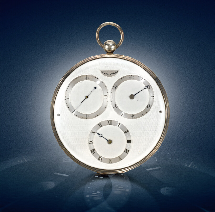 Breguet's Six-Minute Tourbillon, Sold to General Thomas Brisbane in 1816