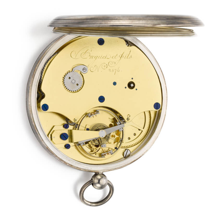 Breguet Six-Minute Tourbillon Pocket Watch