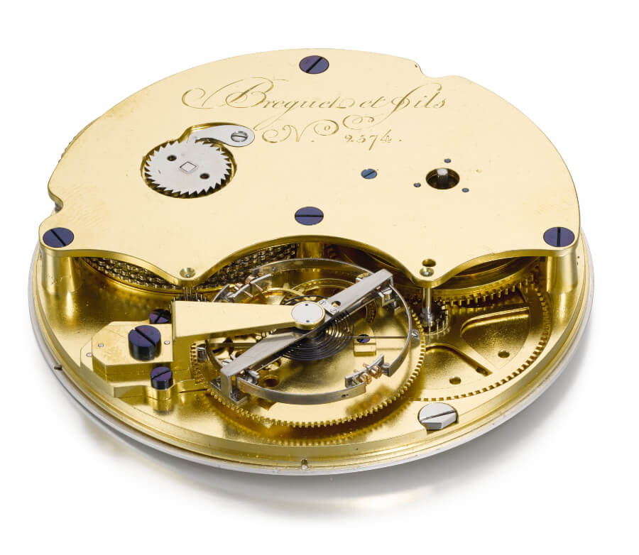 Breguet Tourbillon Movement