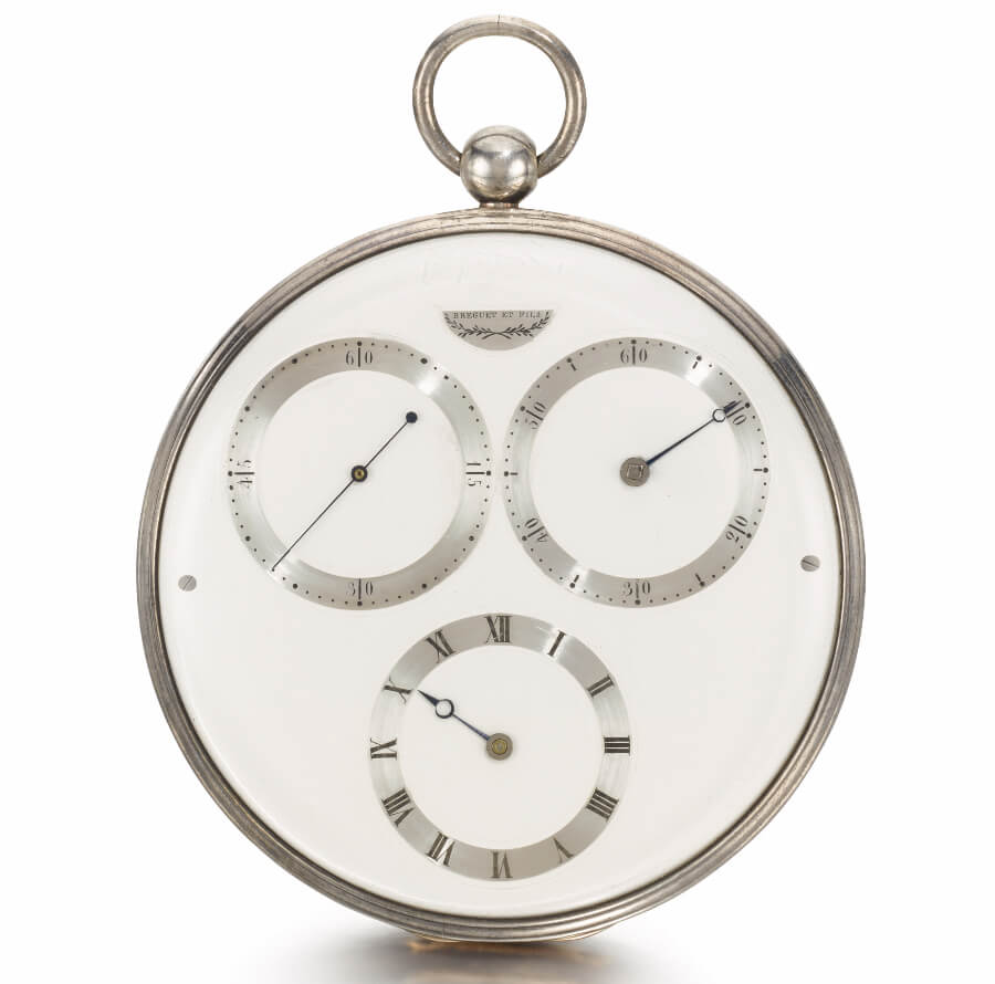 Breguet's Six-Minute Tourbillon, Sold to General Thomas Brisbane in 1816, Lot 27, estimated at CHF 300,000-500,000