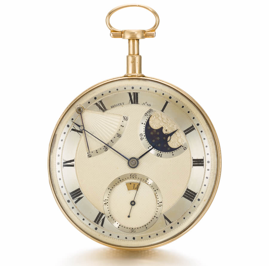 Breguet's Perpétuelle, Sold to Monsieur Johnston in 1796