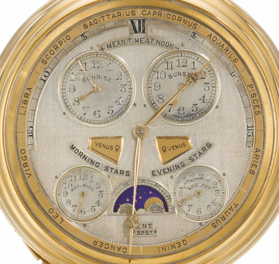 Top Expensive Pocket Watches