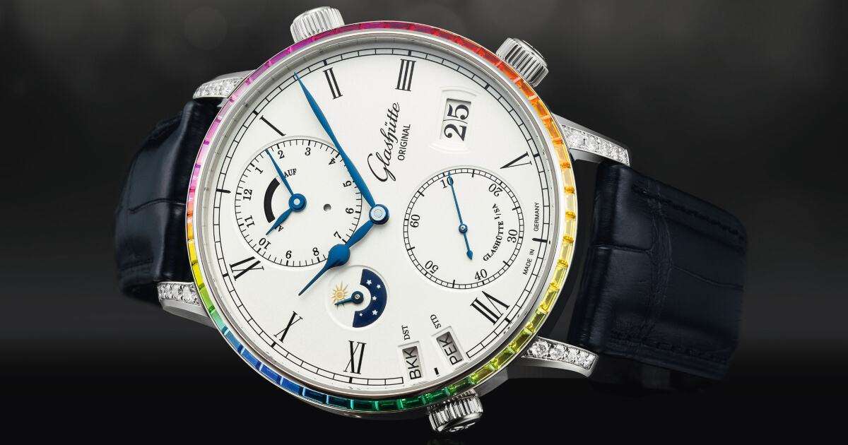 Glashütte Original Introduces High-End Customisation