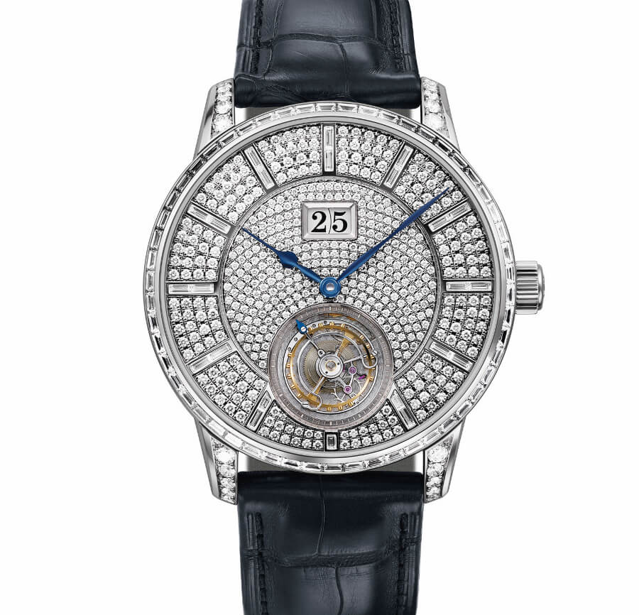 Top Expensive Diamond  watches