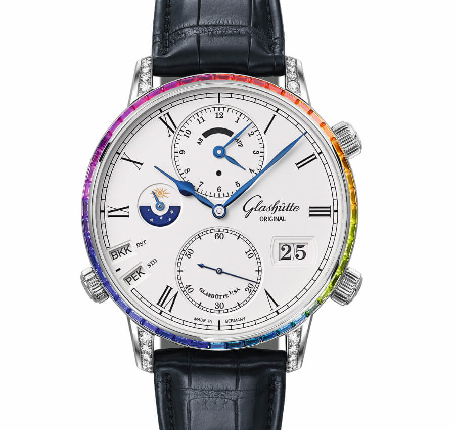 Glashütte Original Hodinkee Watch