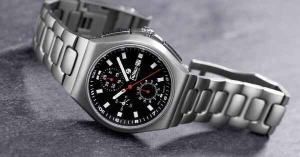 The New Tutima M2 Coastline Chronograph (Price, Pictures and Specifications)