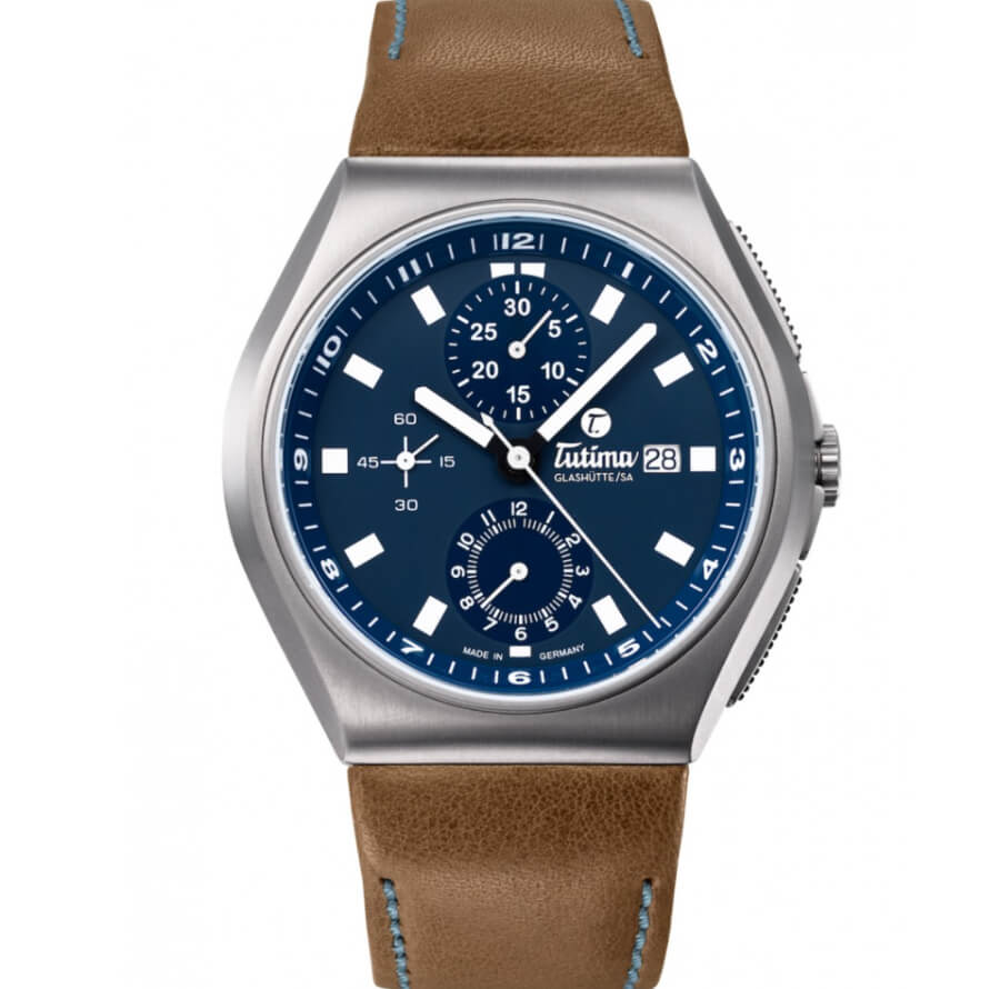 Lemania Chronograph Watch