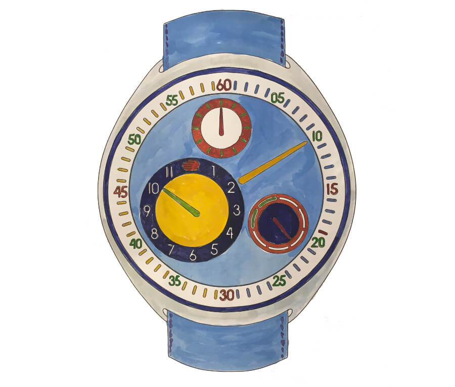 Ressence and Sotheby's Reveal the Winner of The Design Competition