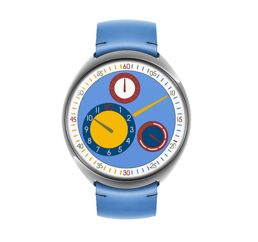 Ressence Type 1 Slim Watch