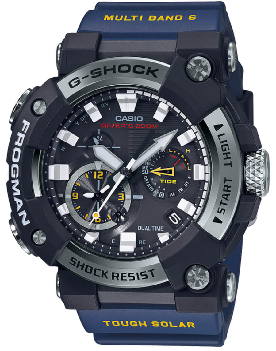 Casio G-Shock GWFA1000-1A2