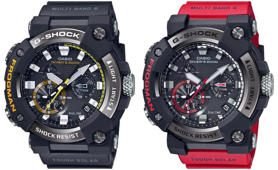 Casio G-Shock GWFA1000-1A4