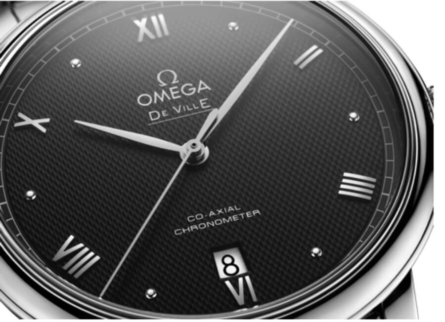 Omega De Ville Prestige Dial