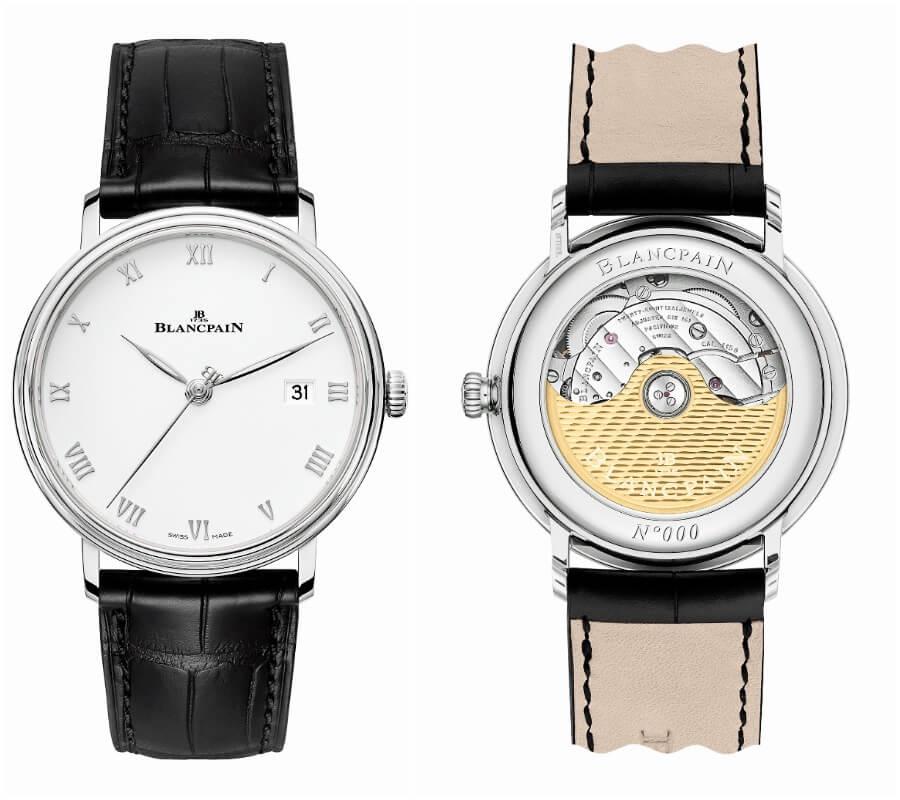 Blancpain Villeret Ultraplate 38 mm Watch Review