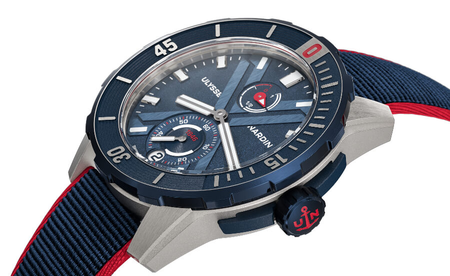 Ulysse Nardin Diver X Nemo Point 44MM Watch Review