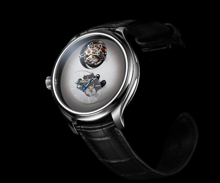 H. Moser × MB&F Endeavour Cylindrical Tourbillon
