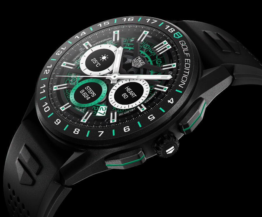 TAG Heuer Connected Watch Golf Edition Watch Review
