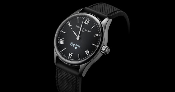 Frederique Constant Smartwatch Vitality (Price, Pictures and Specifications)