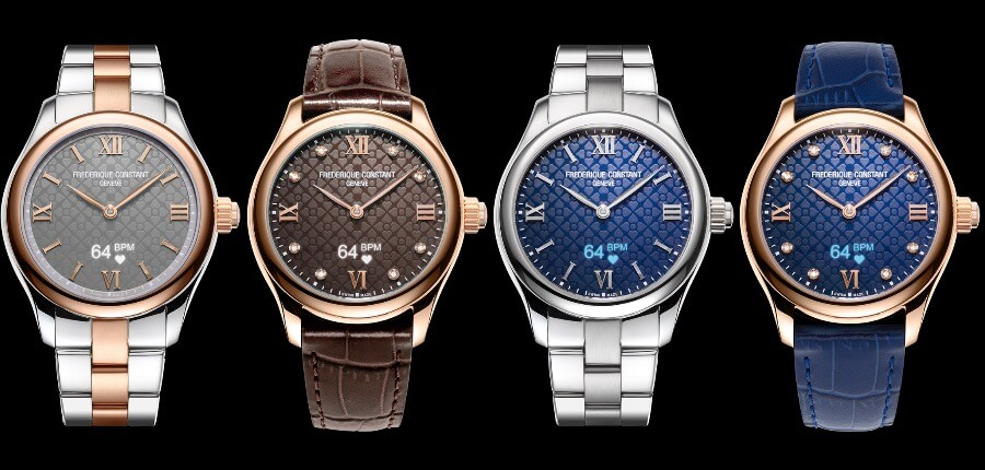 Frederique Constant Smartwatch Ladies Vitality
