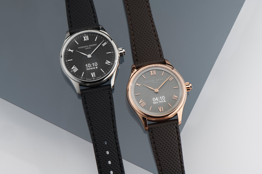 The New Frederique Constant Smartwatch Vitality