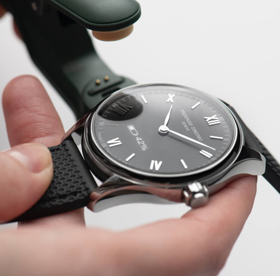 Frederique Constant Smartwatch Vitality Charger