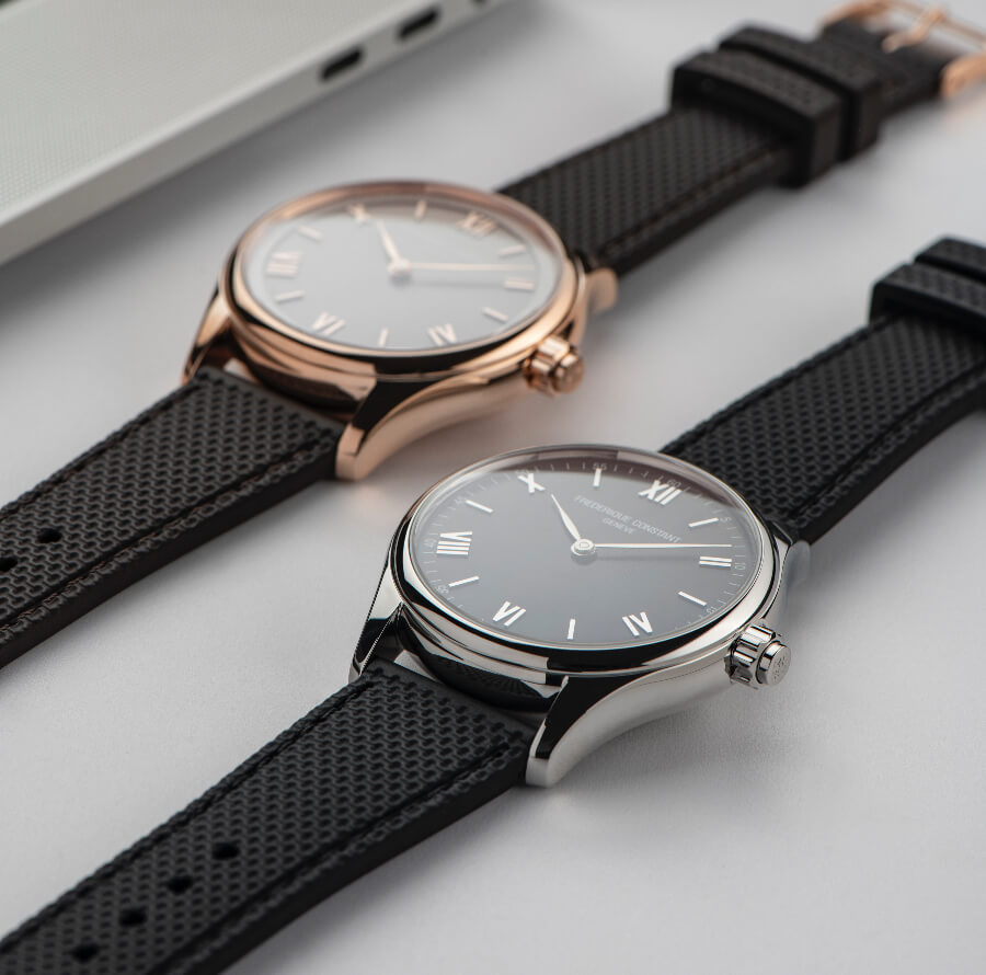 Frederique Constant Smartwatch Vitality Watch Review