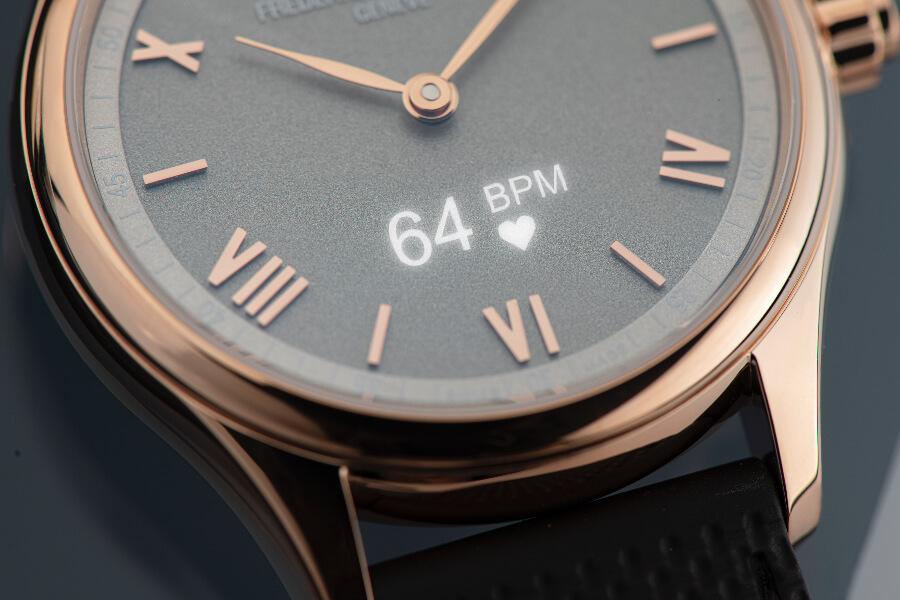 Frederique Constant Smartwatch Dial