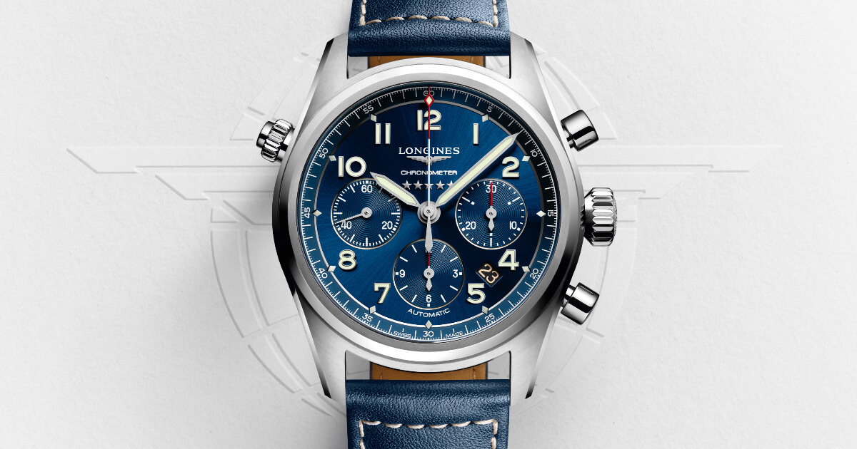 Longines Spirit Collection (Price, Pictures and Specifications)