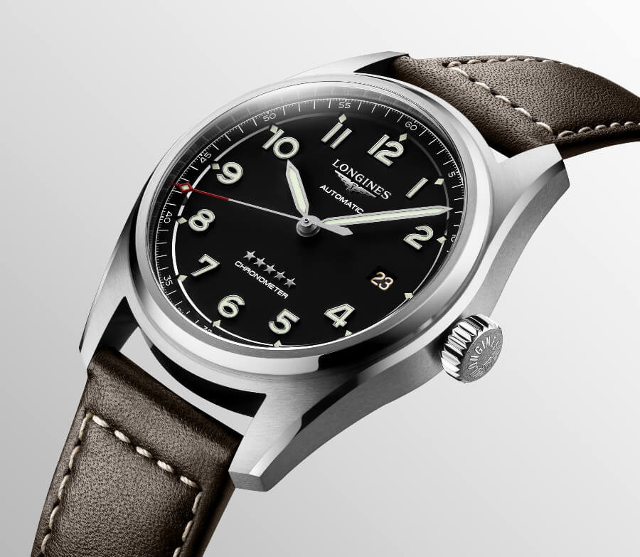 The New Longines Spirit Aviator Collection
