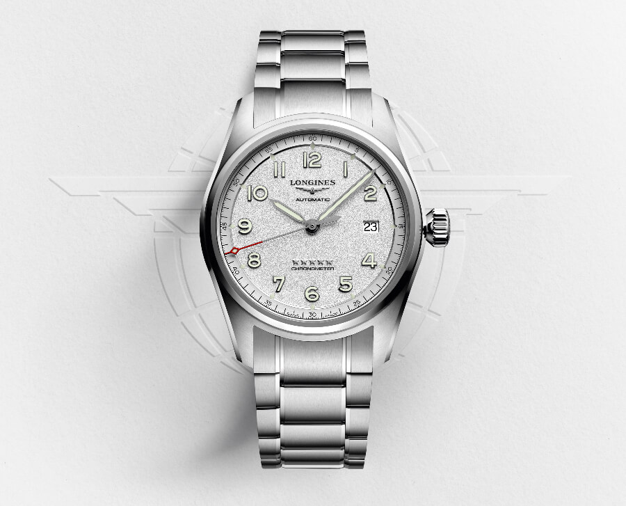 The New Longines Spirit
