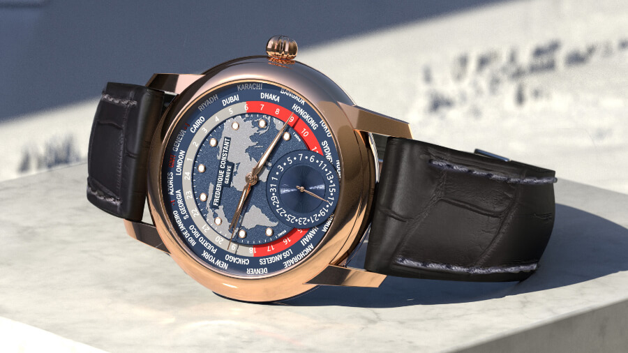 Frederique Constant Gmt Watch review