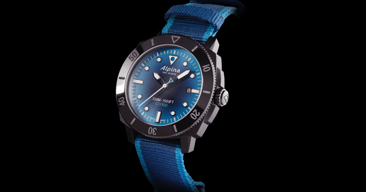 Alpina Seastrong Diver Gyre Automatic (Price, Pictures and Specifications)