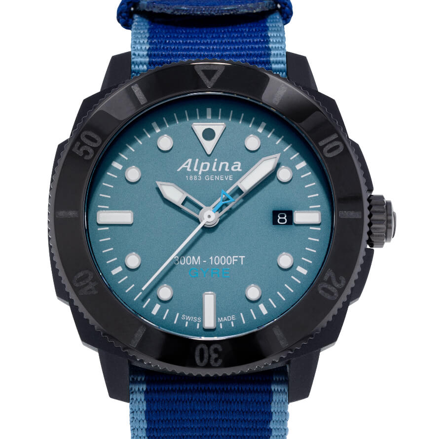Alpina Seastrong Diver Gyre Automatic Watch Review