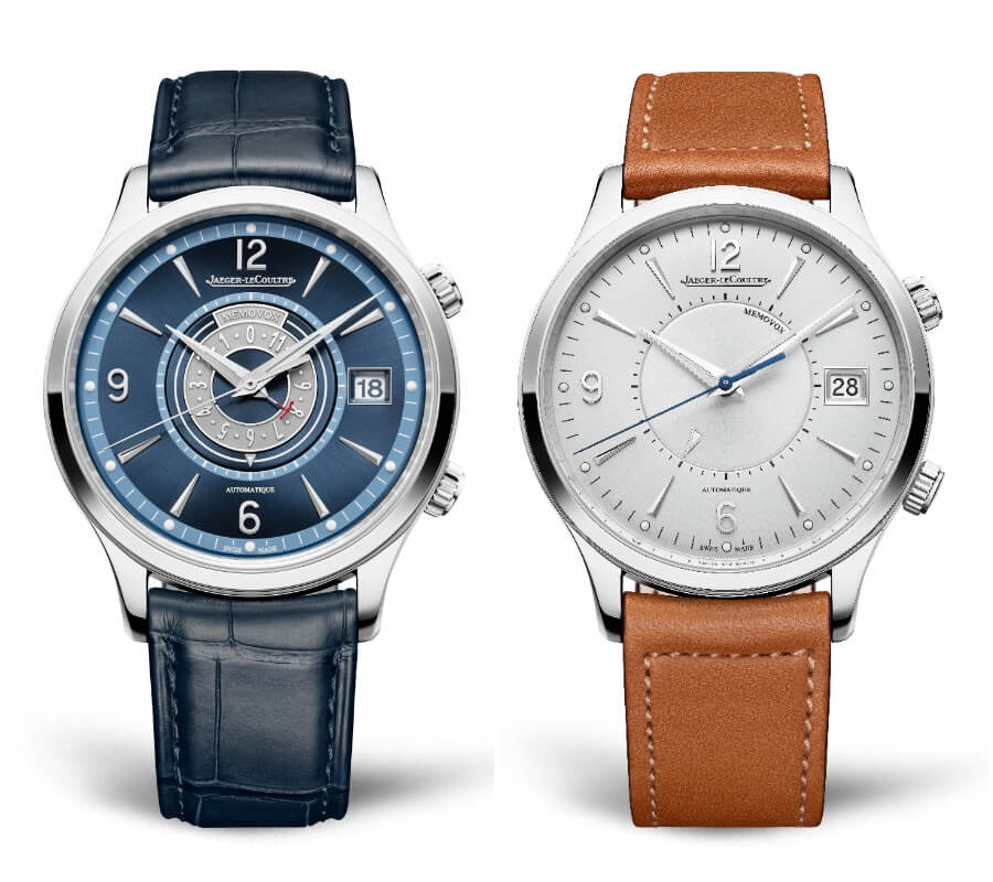 Jaeger- LeCoultre Master Control Memovox and Master Control Memovox Timer