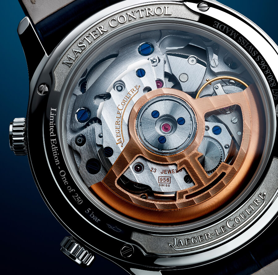 Jaeger-LeCoultre Master Control Memovox Timer Movement
