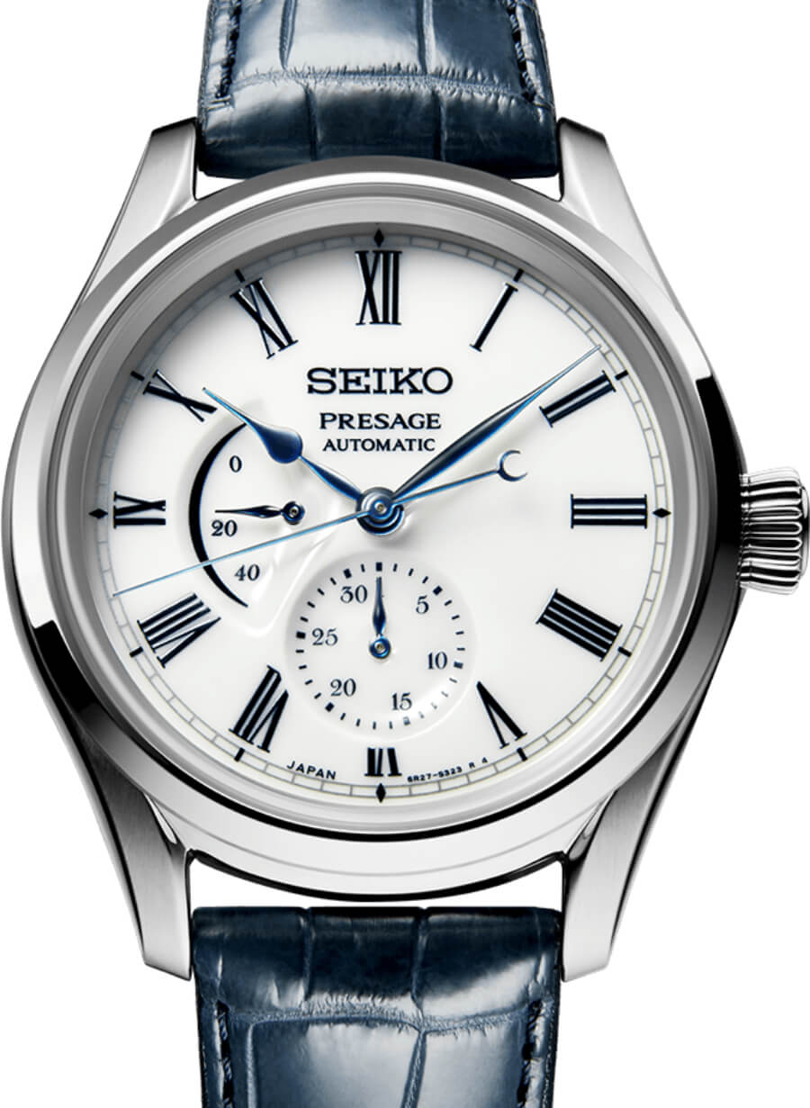 The New Seiko Presage Arita Porcelain Dial Limited Edition