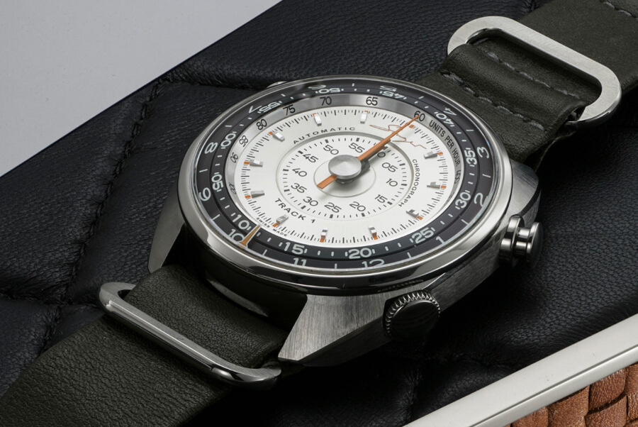 Singer Track1 Prototype Watch Review