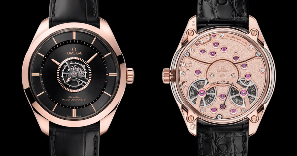 Omega De Ville Tourbillon Co‑Axial Master Chronometer (Price, Pictures and Specifications)