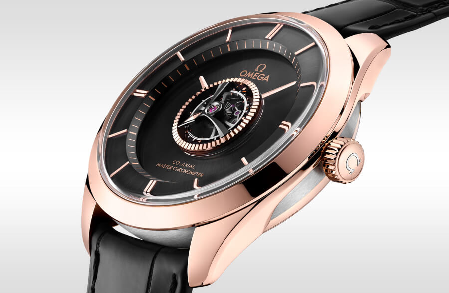 The New Omega De Ville Tourbillon Co‑Axial Master Chronometer