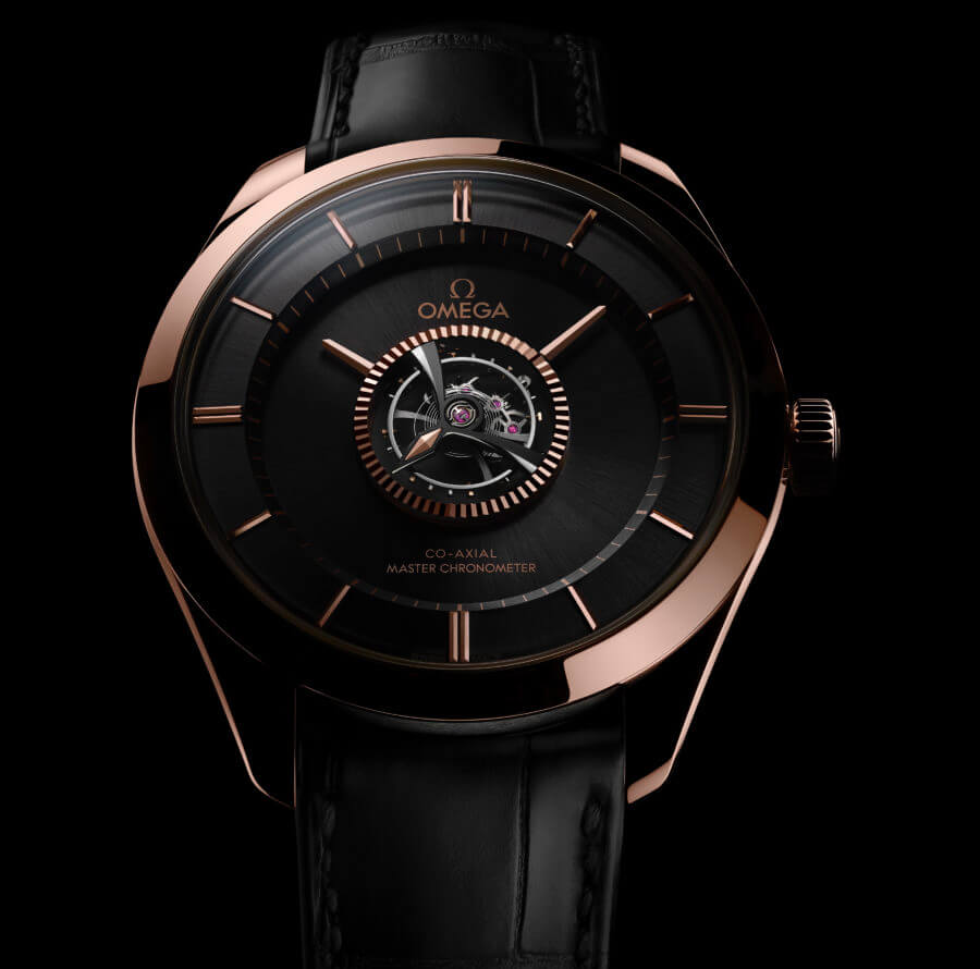Omega De Ville Tourbillon Co‑Axial Master Chronometer