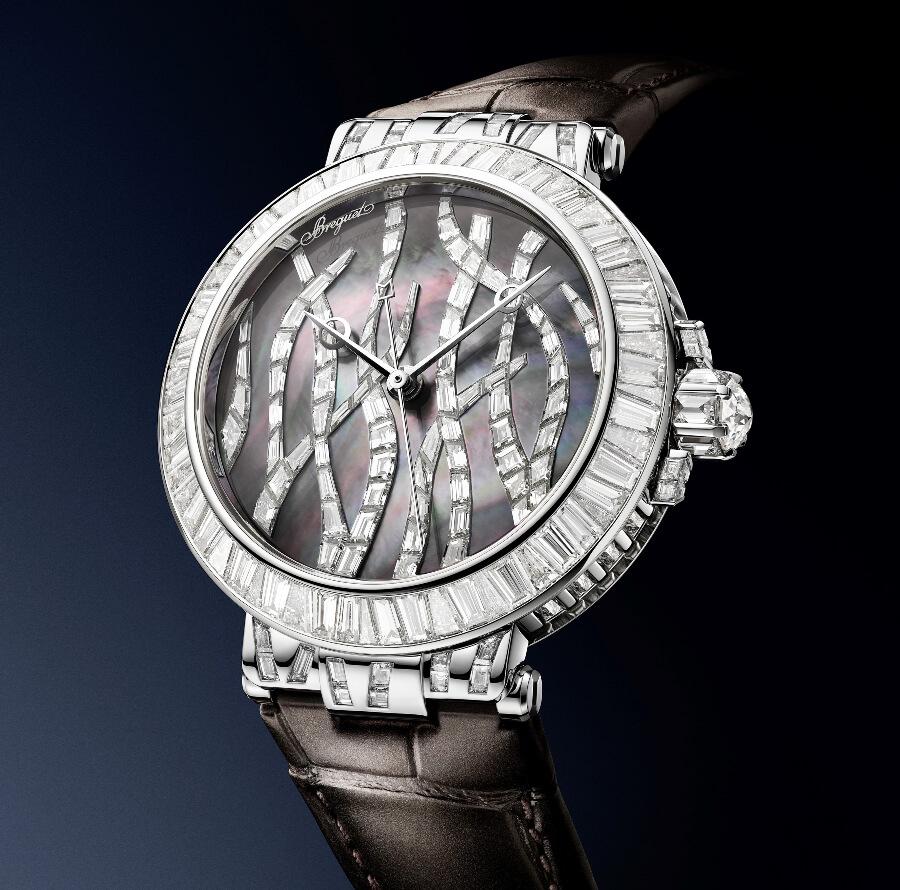 Breguet Marine Haute Joaillerie 9509 Poseidonia Watch Review